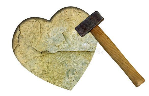 coeur-de-pierre-concept-d-amour-non-récompensé-16757324